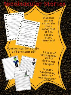 creative writing 2nd grade ideas