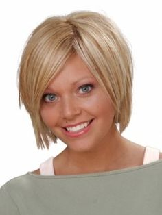 Haircuts for Round Face Shapes - Because every face shape requires a different type of hairstyle to conceal flaws and emphasize the best facial features, a variety of haircuts and hairstyles have been developed. Find out what type of haircuts your round face shape desperately needs so you can look gorgeous and stylish every time.