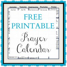 The February 2013 Prayer Calendar for boys is now up at the MOB Society! Download yours for FREE!