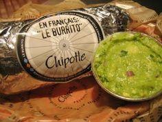 Chipotle Mexican Grill Copycat Recipes: Guacamole