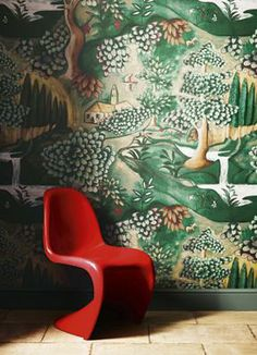 Arden Wallpapers with Melissa White | Zoffany