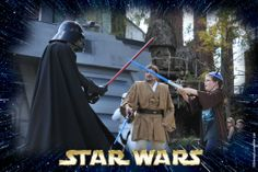 When I travel to Orlando, I am thankful for my young padawans and their excitement over fighting the Sith