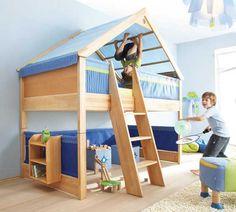 spielbetten kinderbetten on pinterest ikea kura bed kura bed and ikea kura. Black Bedroom Furniture Sets. Home Design Ideas