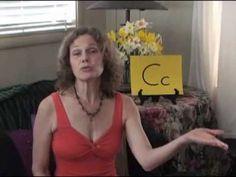 Waldorf ~ 1st grade ~ Handwriting ~ Vimala Alphabet ~ Letter C ~ video