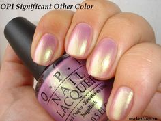 OPI : significant other color