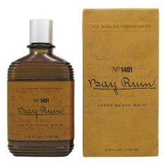 C.O. Bigelow No.1401 Bay Rum After-Shave Balm 3.4 fl oz