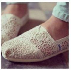 Love---Crochet Toms