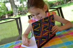 DIY School Supplies Kids Can Make - #kids