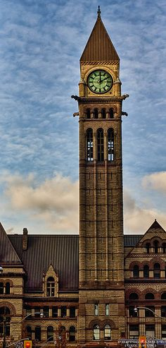 Clock Tower, Old Cit