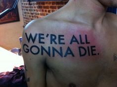I just really like everything about this #tattoo