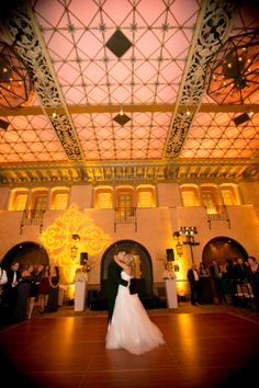 First Dance- Hollywood Roosevelt Hotel
