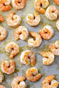 #Recipe: Easy Ginger Lime Roasted #Shrimp
