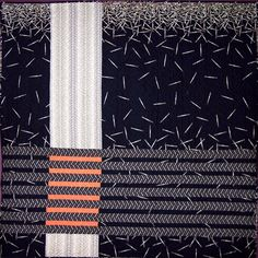 Cadence quilt kit - Cadence pattern by Pink Hippo designs using fabric line Pop Rocks