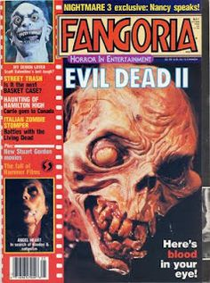 FANGORIA #69 Magazine DEC. 1987 John Carpenter's Prince of Darkness, Pumpkinhead