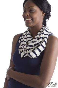 Bamboo Continuous Loop Scarf