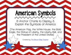 Symbols of America Anchor Charts