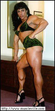Annie Rivieccio - Women's Physique