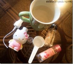 2 ingredients only Make At Home MAC Fix Plus Makeup Setting Spray
