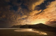 lights, beaches, favorit place, monsul beach, space, martin zalba