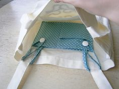 Insert-able pocket for tote bags. This is simply brilliant!.