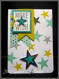 Simply Stars!...Nikki Spencer-My Sandbox