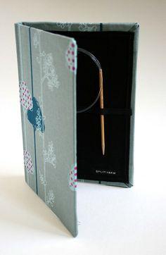 etsuko needlecase by Split Yarn| Flickr - Photo Sharing!