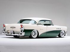 1955 Buick Special, love these old Buicks.