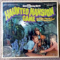 HAUNTED MANSION Game.