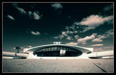 TWA Terminal at JFK International Airport (Photo: Timothy Vogel)