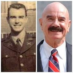 G. Gordon Liddy-Army-Korea-Artillery officer (FBI/Actor/Watergate Conviction)