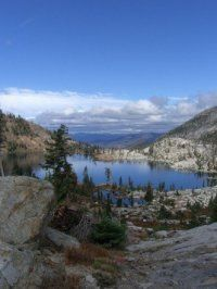 Trinity Alps Wilderness Area  Over 500,000 acres of some of the most beatiful and rugged landscape in California.