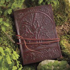 Celtic Tree of Life Blank Book - Women's Clothing & Symbolic Jewelry – Sexy, Fantasy, Romantic Fashions