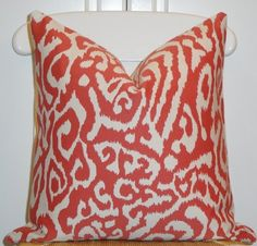 Beautiful Decorative Pillow Cover  20 x 20  by TurquoiseTumbleweed, $48.00