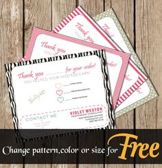 Great Idea - Thirty-One Bag Tag, Thirty one marketing,