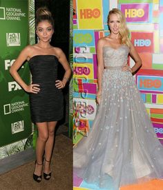sarah hyland anna camp emmys after party
