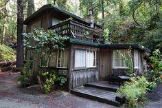 California - Monterey County - Big Sur - Deetjen's Big Sur Inn