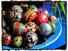 Feature Friday- Ukrainian Egg Tutorial