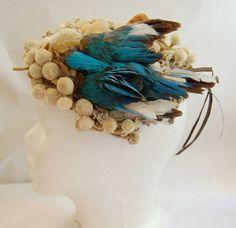 1950s Lilly Dache Designer Hat