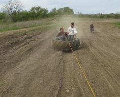 it's a country thing.. the most fun thing to do on the weekends!!