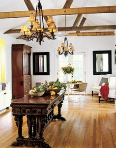 7 Ways You're Ruining Your Wood Floors.. VERY INFORMATIVE!  Learned something!