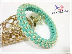 link to picture tutorial for this bracelet