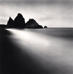 Beach Rocks, Gageo-do, Shinan, South Korea, 2012 by Michael Kenna