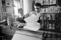 concerts, jefferson hotel, june 1956, diners, elvi presley, lunch, elvis presley, kisses, hotels