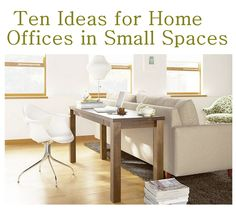 10 ideas for home of