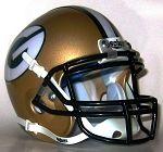 Casa Grande Gauchos Schutt Replica Mini Helmet - Petaluma, CA