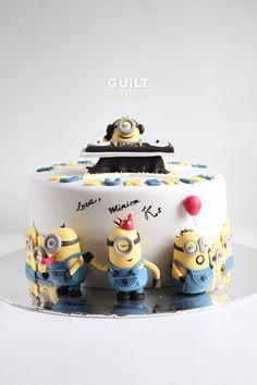 Minions Birthday Party!