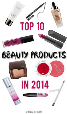 Top 10 Beauty Produc
