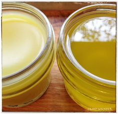 Healing Salves for all kinds of purposes: anti-aging, allergy, aches and pains, etc.