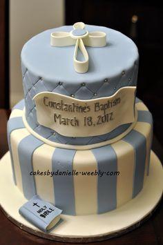 . jack baptism, baptism cakes, cake baptism boy, cake artistri, cross