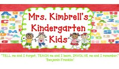 The blog of a Kindergarten teacher and their classroom activities, ideas, printables, and more.